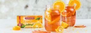 Mrożone herbaty – niskokaloryczna propozycja na orzeźwienie w środku lata