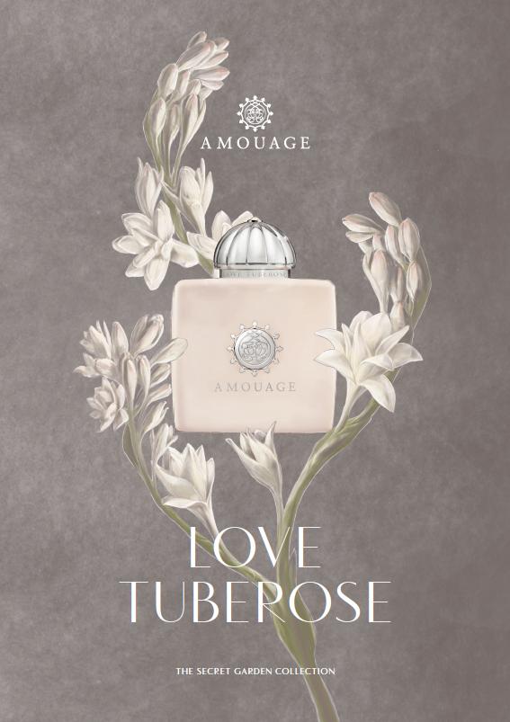 Love Tuberose, najnowszy zapach Amouage w ofercie Quality Missala