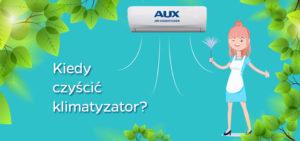 Kiedy czyścić klimatyzator?